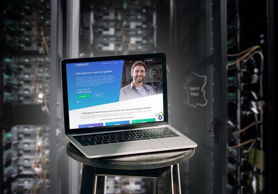 Hébergement Web ultra rapide