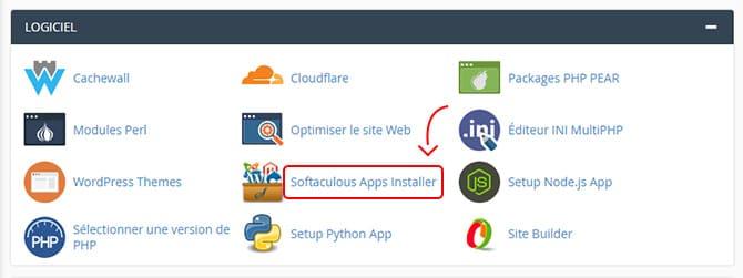 Software_cpanel