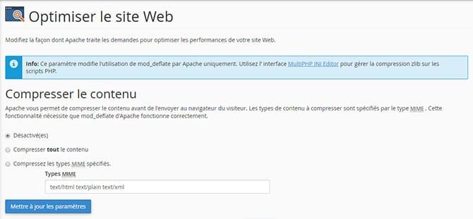 optimiser_site_cpanel