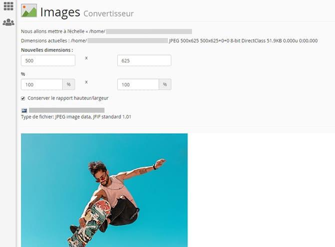 convertisseur_images_cpanel