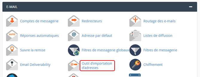 importer-email-cpanel