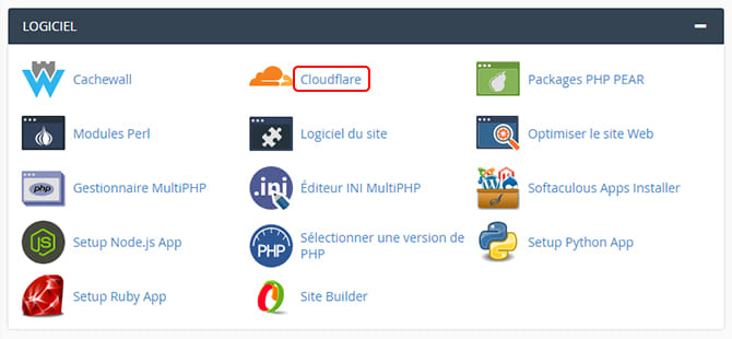 CloudFlare_cpanel